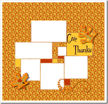 Give Thanks Quick  Page 1