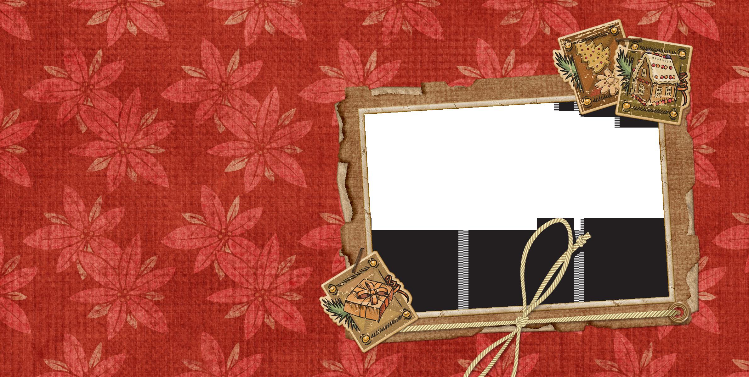 Shutterfly Digi Scrap Blog Holiday Card Making